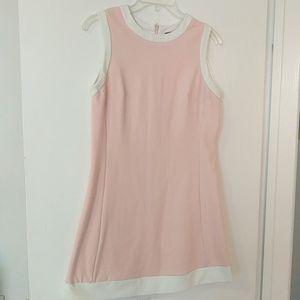 Pop England pale pink dress